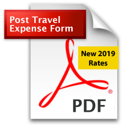 Post Travel Forms